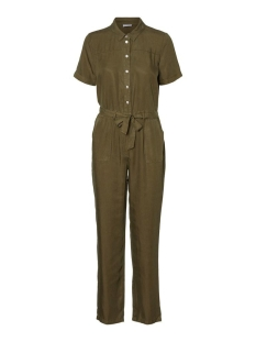Noisy may Jumpsuit NMSOPHIE L/S ENDI UTILITY JUMPSUIT 27011302 Olive Night