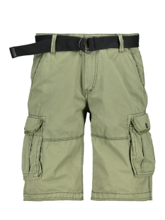 Cars Korte broek DURRAS SHORT COTTON 40486 18 OLIVE