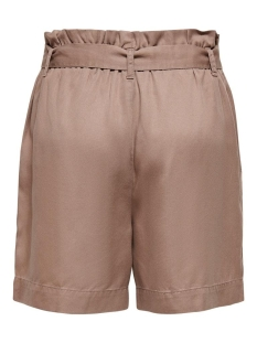 onlkira belt shorts pnt 15151645 only korte broek burlwood