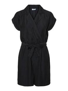 nmnathalie s/s endi belt playsuit b 27011303 noisy may jumpsuit black