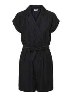Noisy may Jumpsuit NMNATHALIE S/S ENDI BELT PLAYSUIT B 27011303 Black