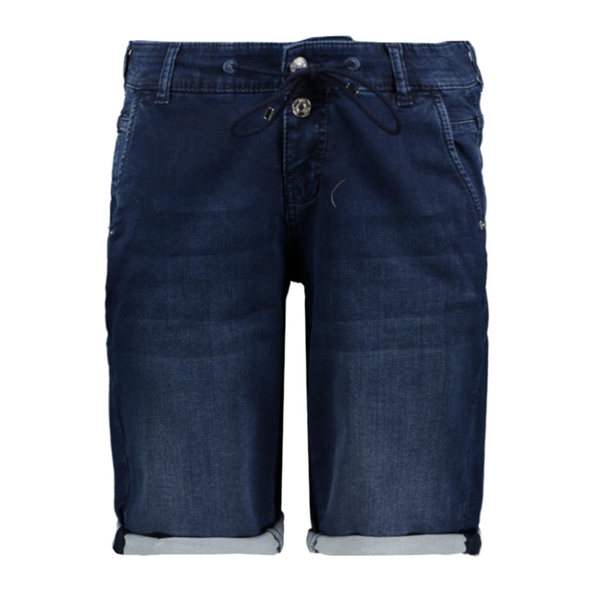 jog n shorty 2778 90 0341 mac korte broek d819 mid blue used