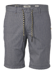 striped stretch short 958190304 no-excess korte broek 078 night