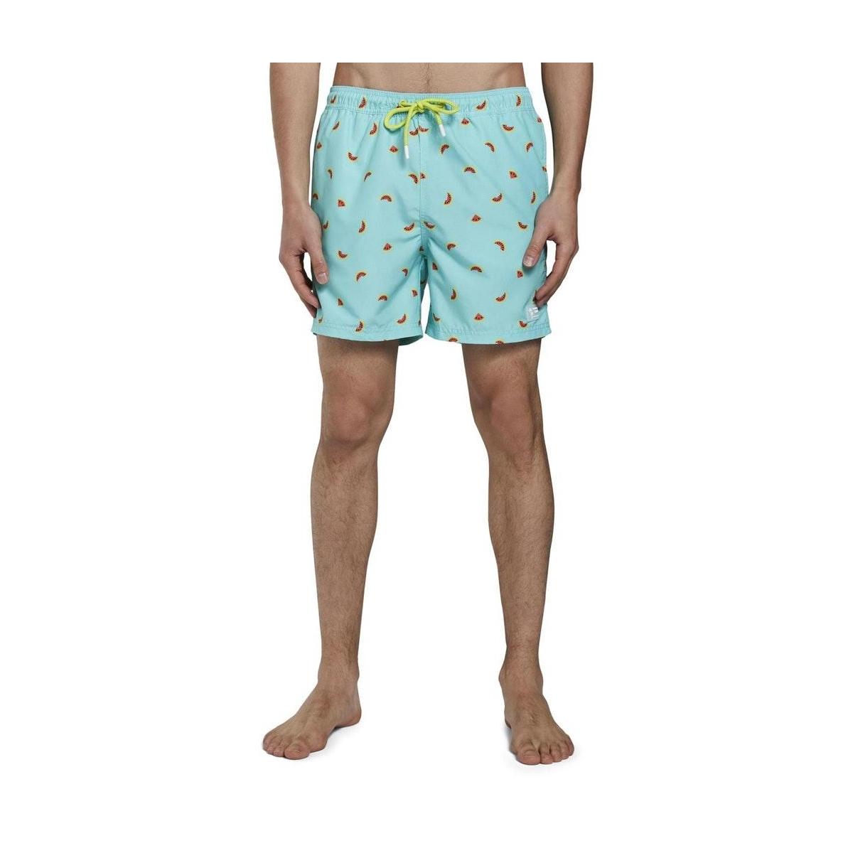 zwembroek met all over patroon 1016978xx12 tom tailor korte broek 22032