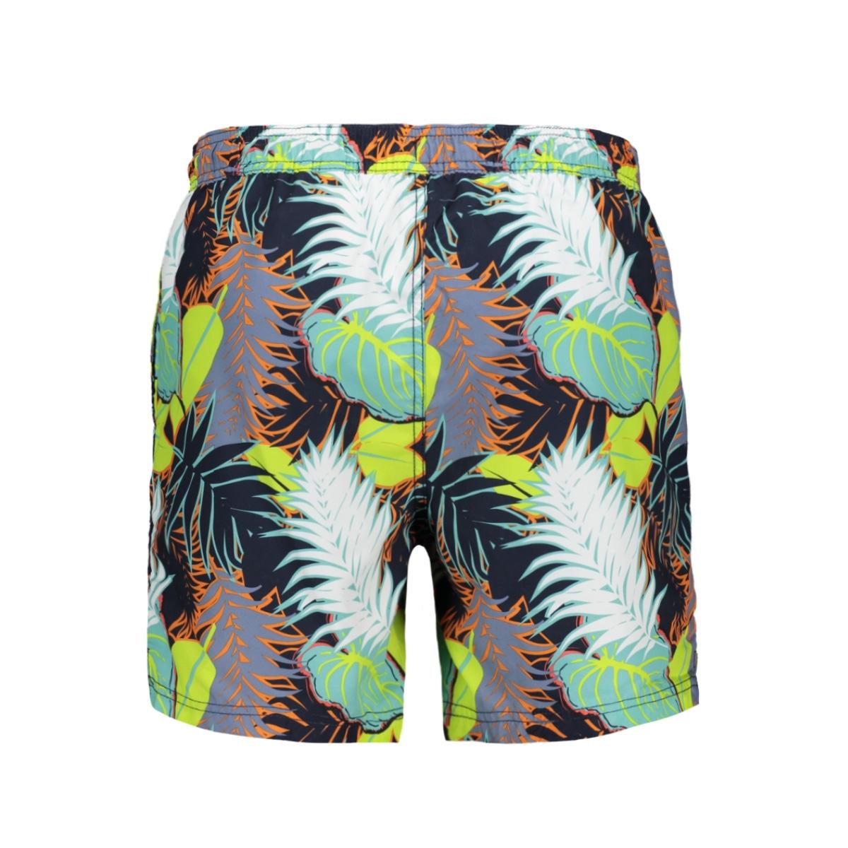 zwembroek met all over patroon 1016978xx12 tom tailor korte broek 22033