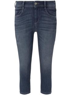 Tom Tailor Jeans KATE SLIM CAPRI JEANS 1016817XX70 10125