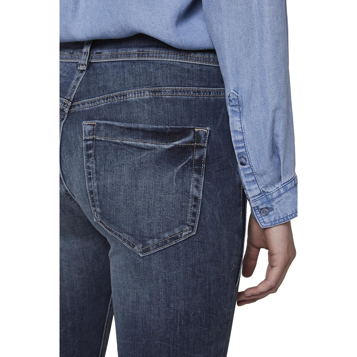 kate slim capri jeans 1016817xx70 tom tailor jeans 10125