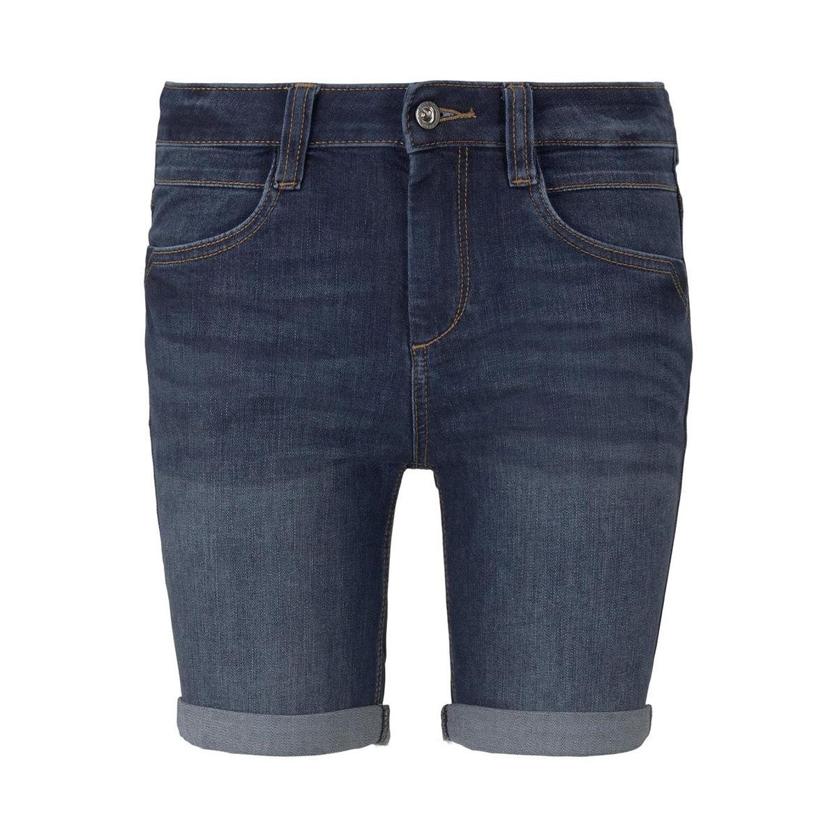 alexa slim bermuda denim shorts 1016820xx70 tom tailor korte broek 10282