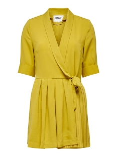 Only Jumpsuit ONLHYACINT-LEDA 2/4 PLAYSUIT TLR 15199689 OIL YELLOW