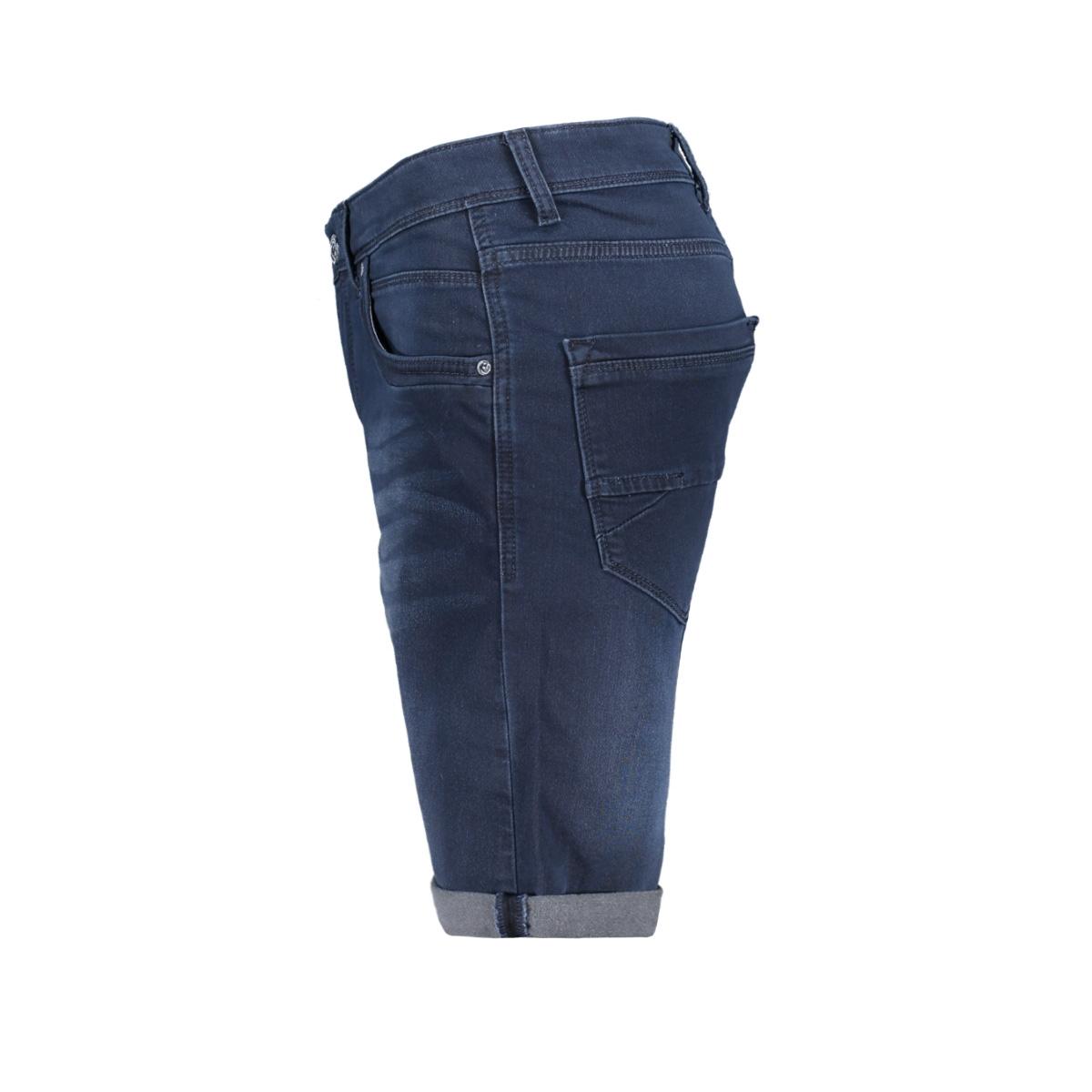 denim short 82690 gabbiano korte broek faded