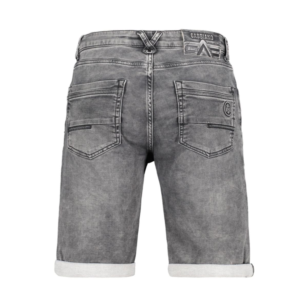 short jogg 82683 gabbiano korte broek grey