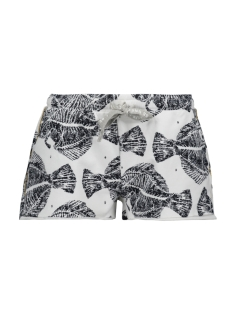 shorts piranha 20 202 0202 10 days korte broek ecru