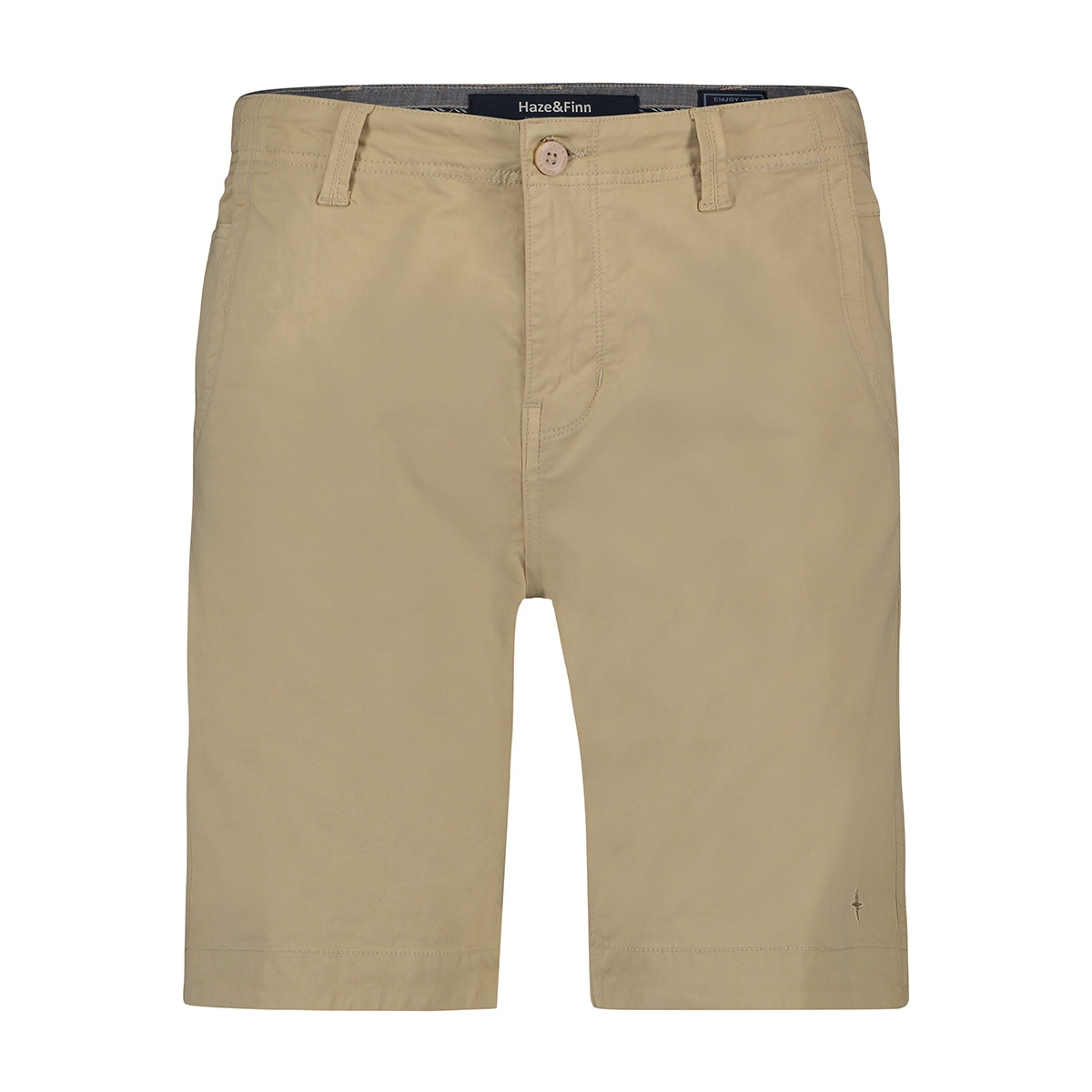 short casual mc13 0512 haze & finn korte broek sand