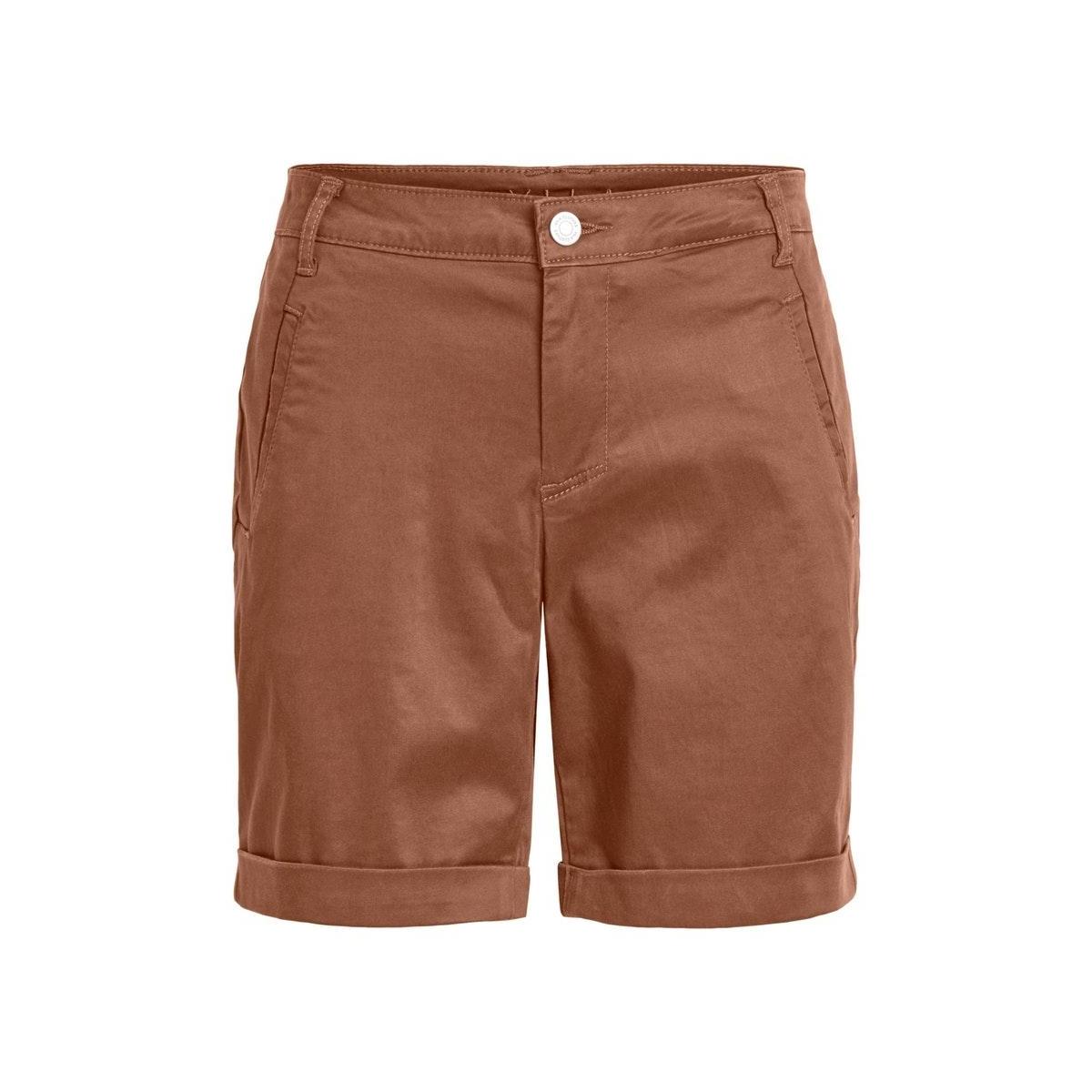 vichino rwre new shorts-fav 14050423 vila korte broek rawhide