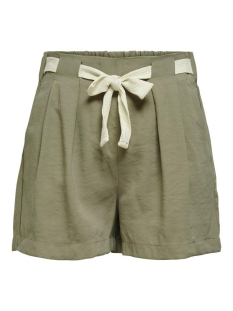 Jacqueline de Yong Korte broek JDYTOMIKA BELT SHORTS WVN 15201008 Mermaid