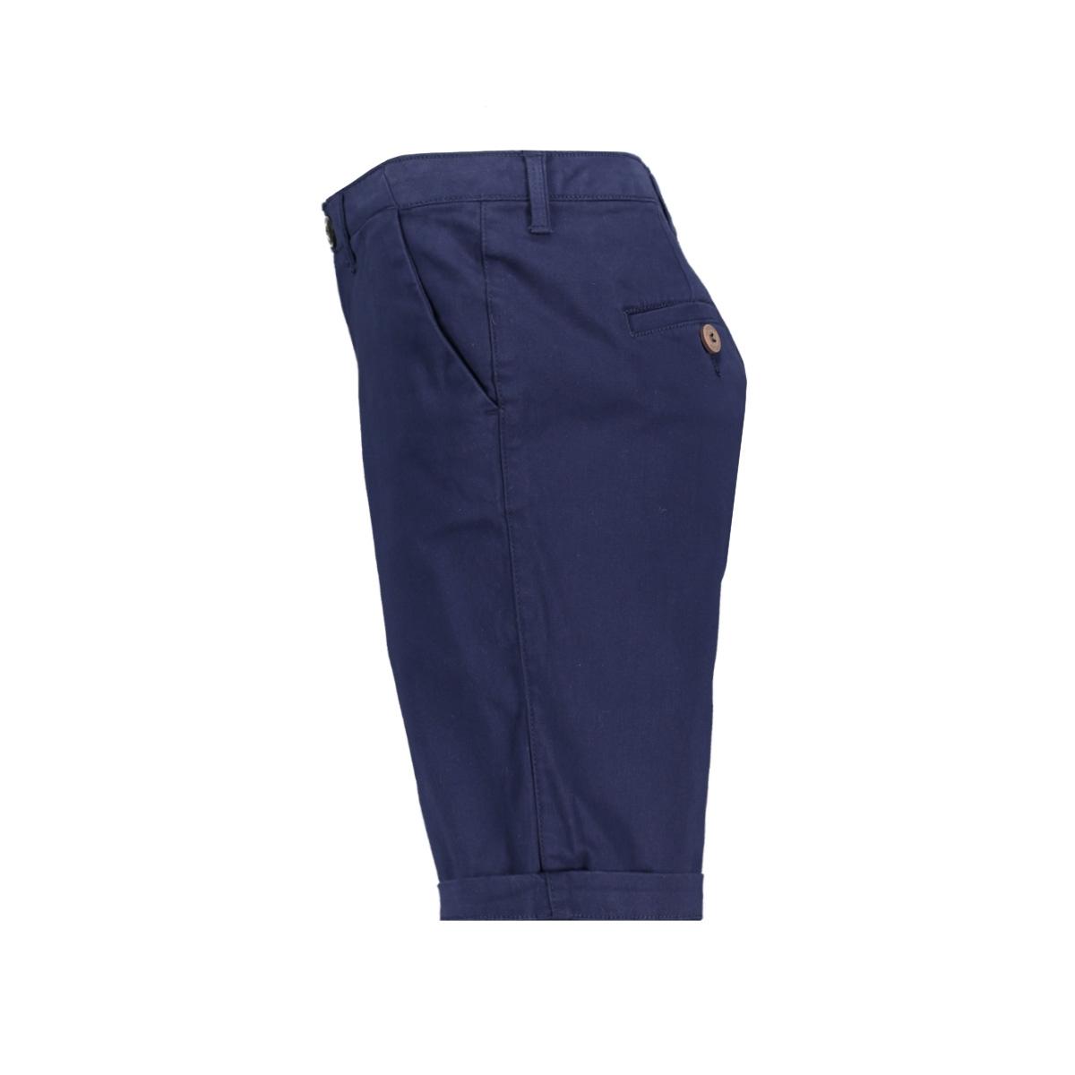 city chino short w7110007a superdry korte broek atlantic navy