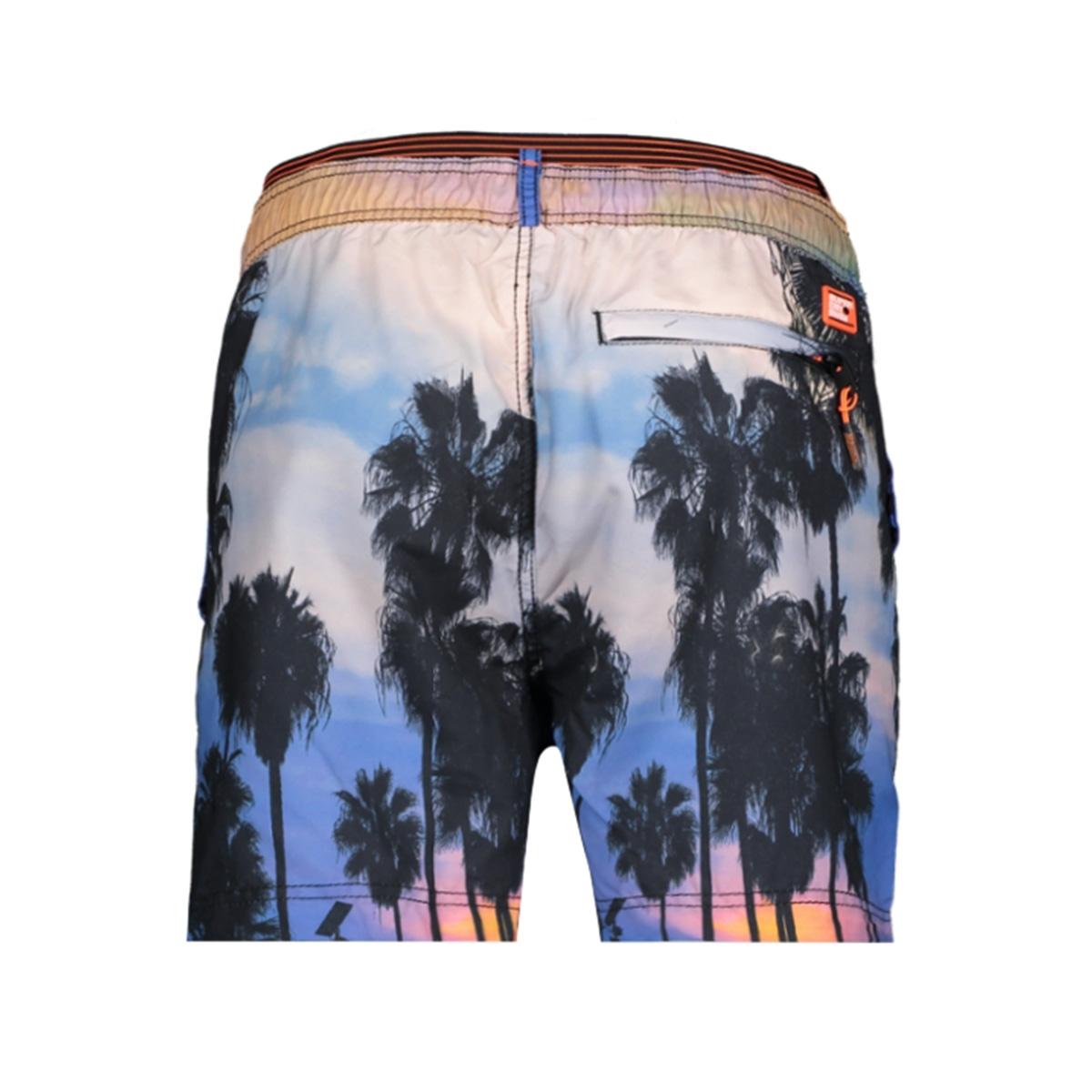 volley swim short m3010010a superdry korte broek skate palm