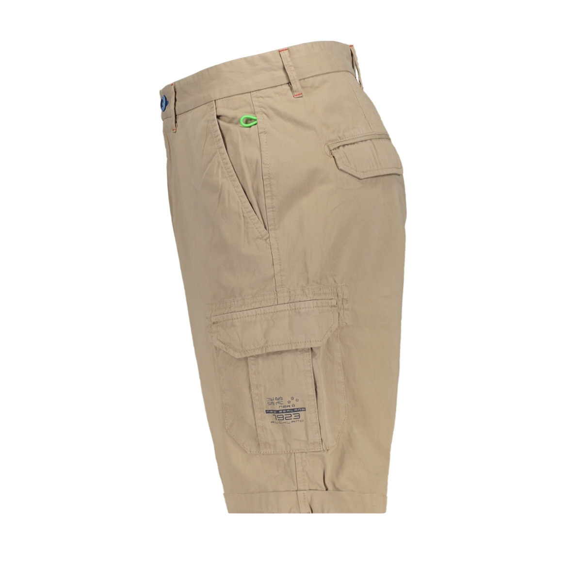 larry bay cargo 19cn630 nza korte broek 1800 khaki