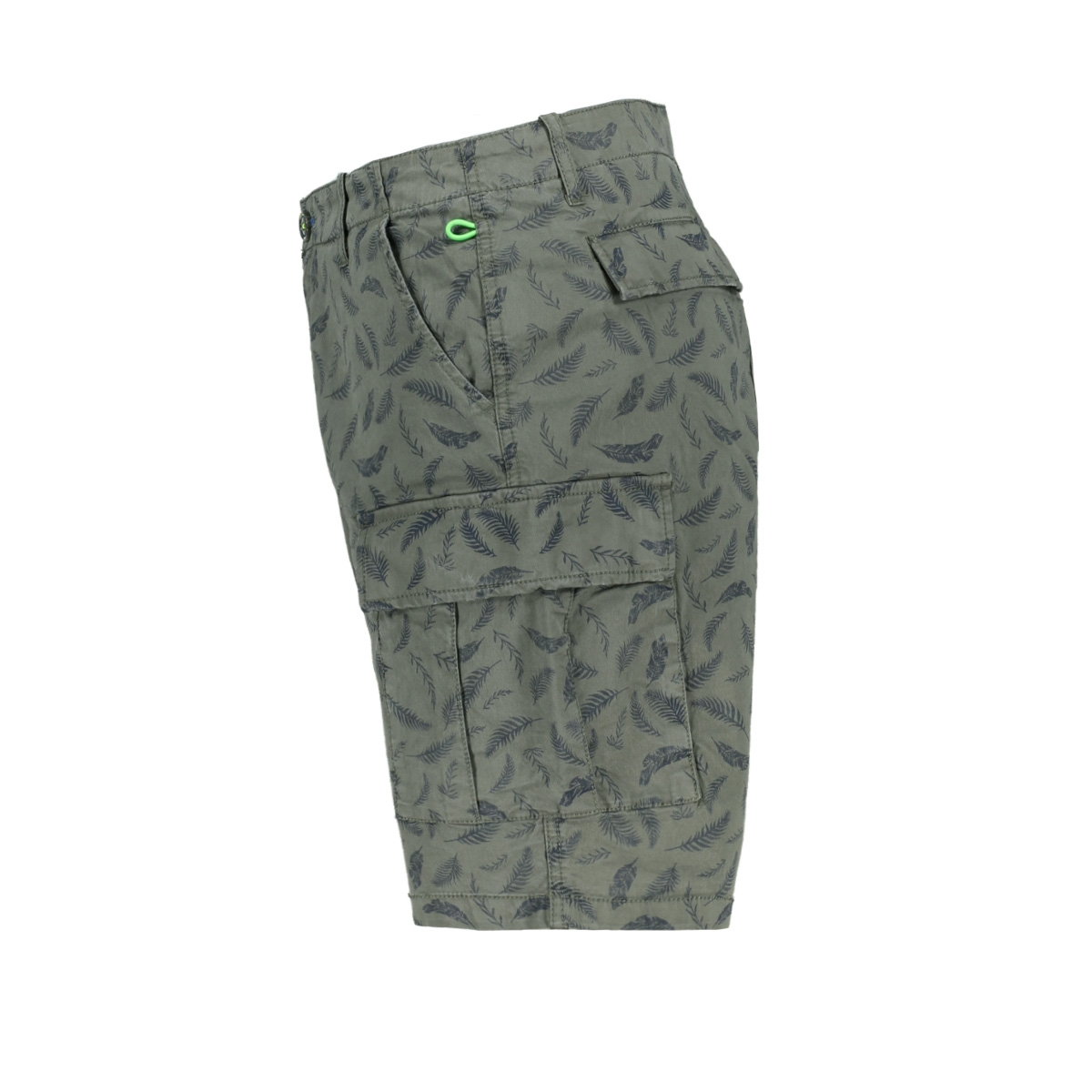ports 19cn634 nza korte broek 481 fern green