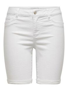 onlsun anne k mid long shorts bj152 15202792 only korte broek white