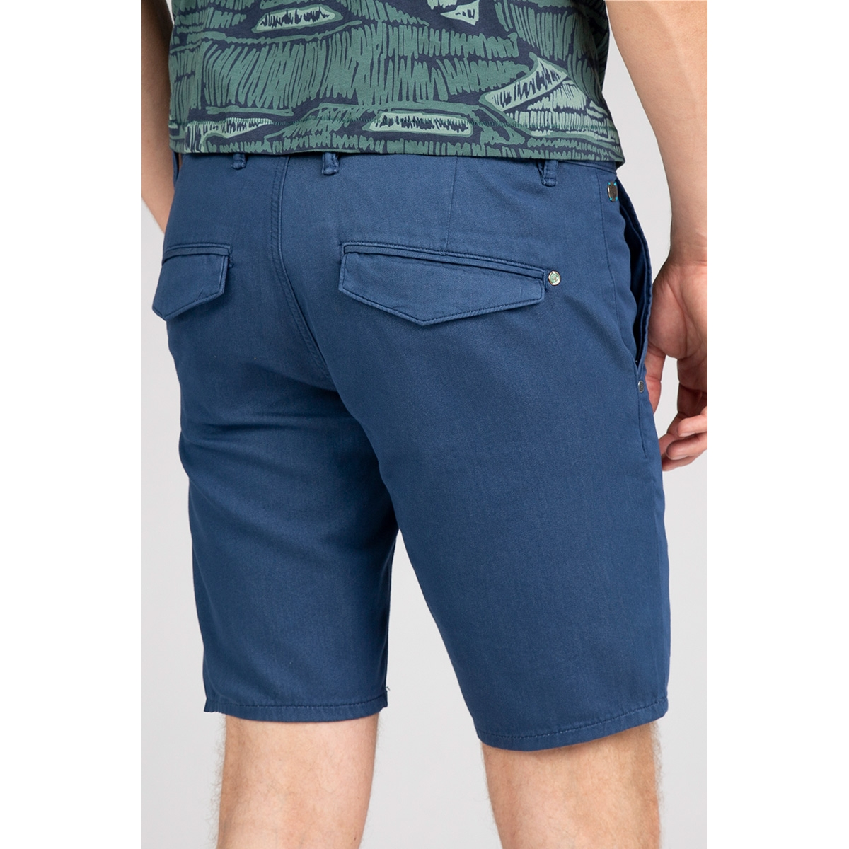 chino shorts stretch sweat csh203112 cast iron korte broek 5117