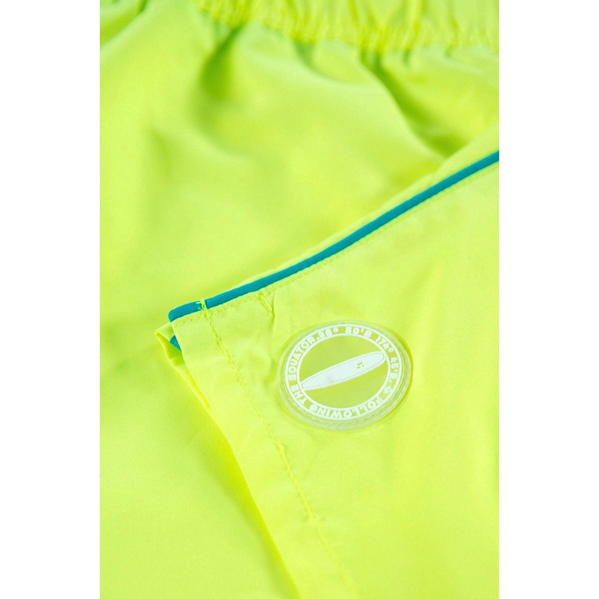 zwemshort q01115 garcia korte broek 2682 bright yellow