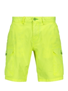 NZA Korte broek MISSION BAY 20DN601 454 TROPICAL YELLOW