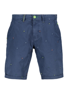 NZA Korte broek COOPERS BEACH 20DN604 255 NAVY BLUE