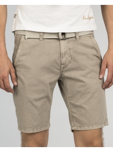 PME legend Korte broek COTTON LINEN CHINO SHORT PSH204651 9019