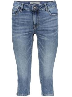 basic denim capri fay 01167 48 geisha jeans marble dark blue