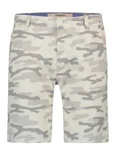 short casual ma13 0512 haze & finn korte broek white-camo