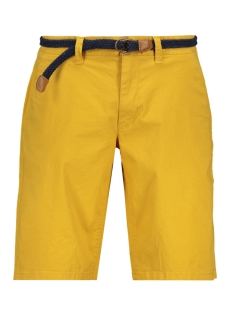 onswill chino shorts belt pk 6557 noos 22016557 only & sons korte broek golden spice