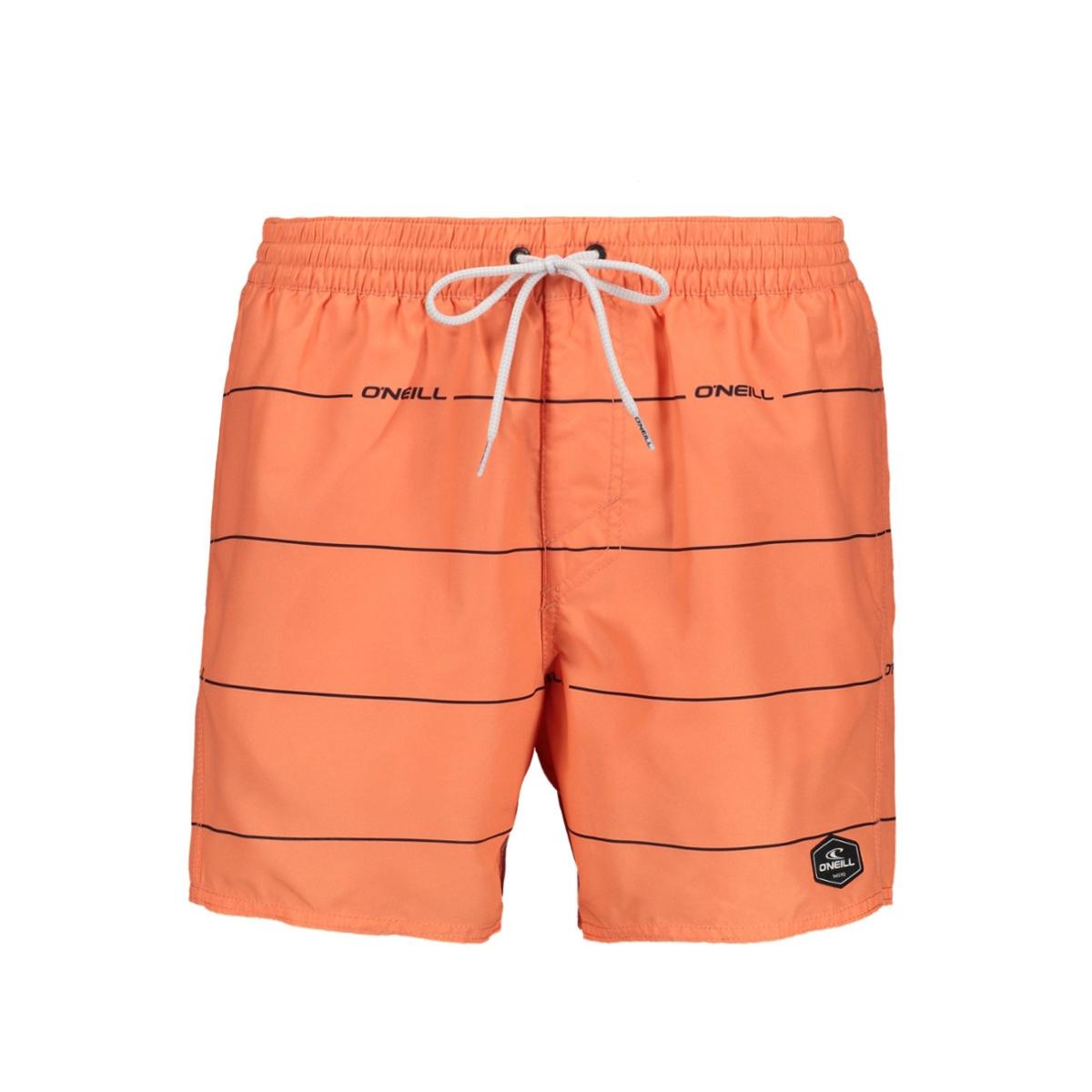 pm controurz shorts 0a3224 o`neill korte broek 4990 pink aop