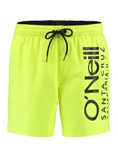 O`Neill Korte broek PM ORIGINAL CALI SHORTS 0A3230 2011 NEW SAFETY YELLOW