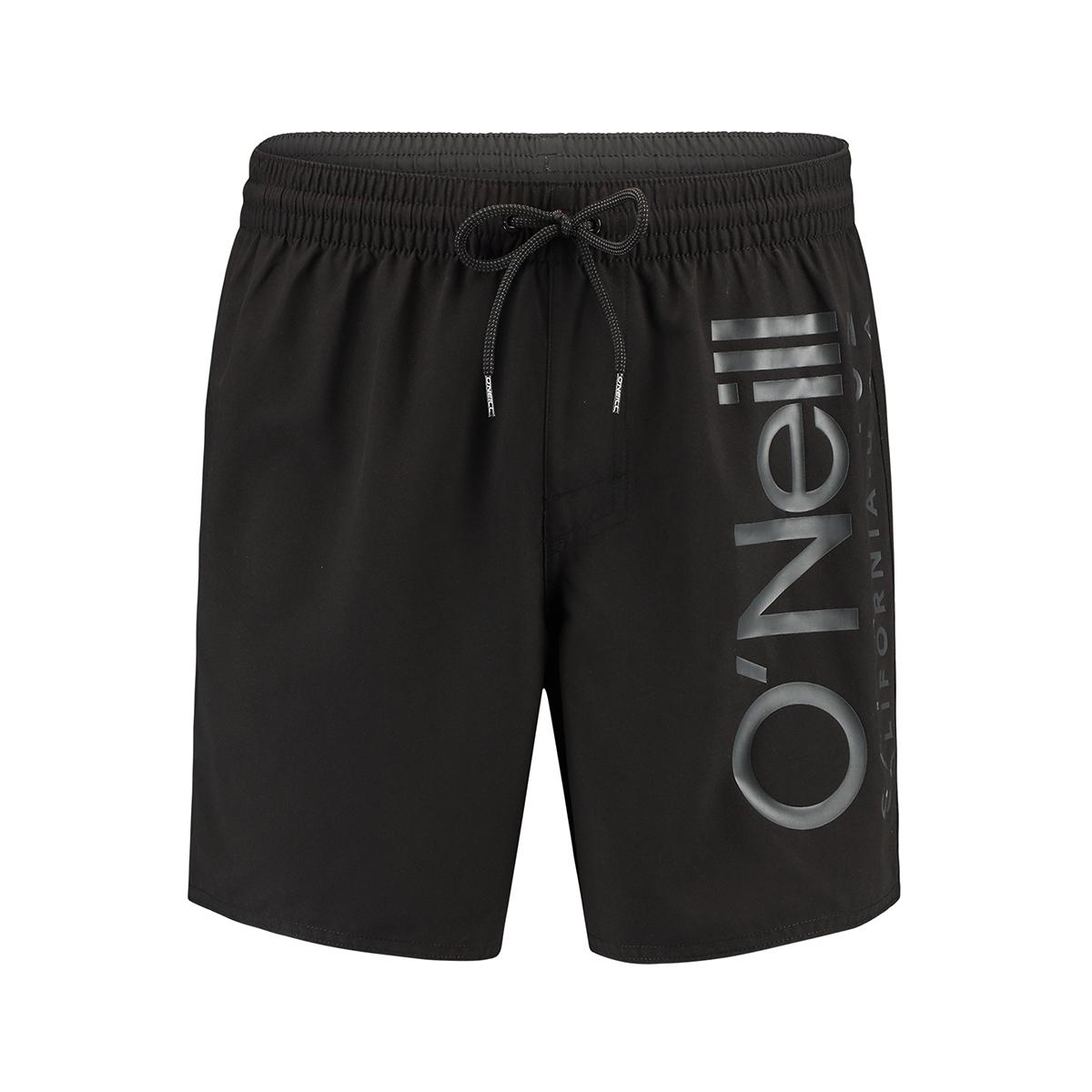 pm original cali shorts 0a3230 o`neill korte broek 9010 black out