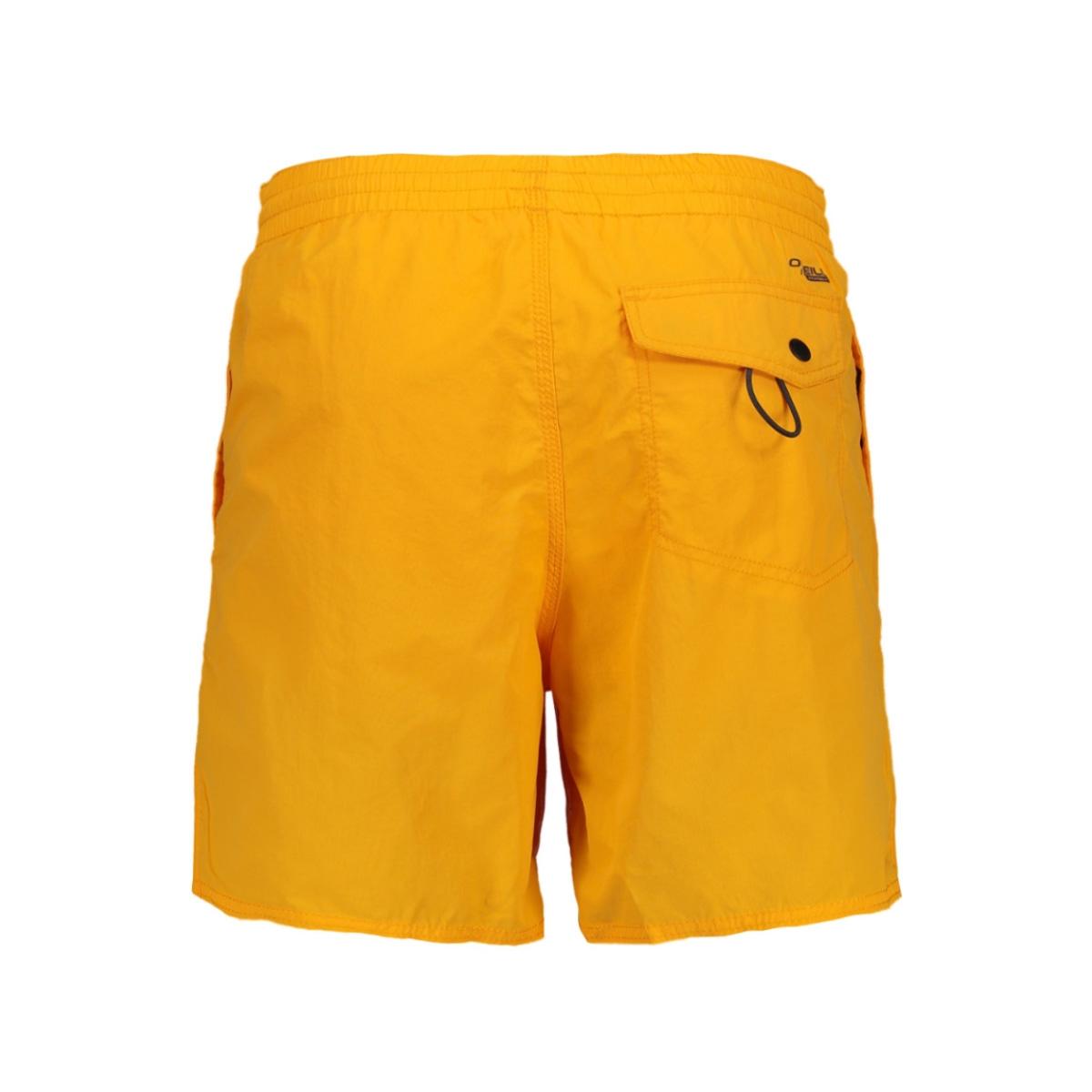 pm vert shorts 0a3240 o`neill korte broek 2012 golden yellow