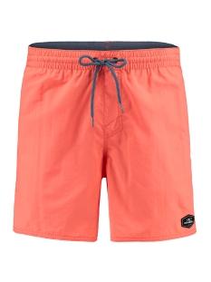 pm vert shorts 0a3240 o`neill korte broek 3121 mandarine