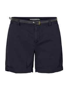 Vero Moda Korte broek VMFLASH MR CHINO SHORTS COLOR 10213065 Night sky