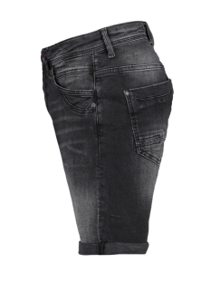 stretch short n819ux2 no-excess korte broek 223 black denim