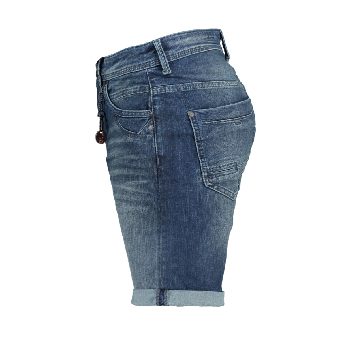 stretch short n819ux2 no-excess korte broek denim 220