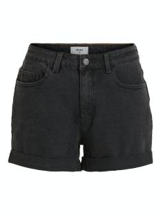 objanna black denim shorts pb7 23031396 object korte broek black
