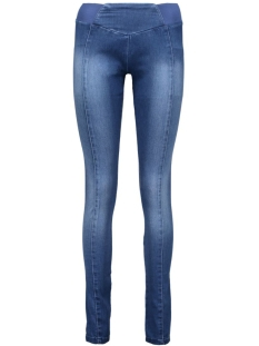Noisy may Leggings NmUltra Nw Super Slim Legging vi318 10132646 Medium Blue Denim