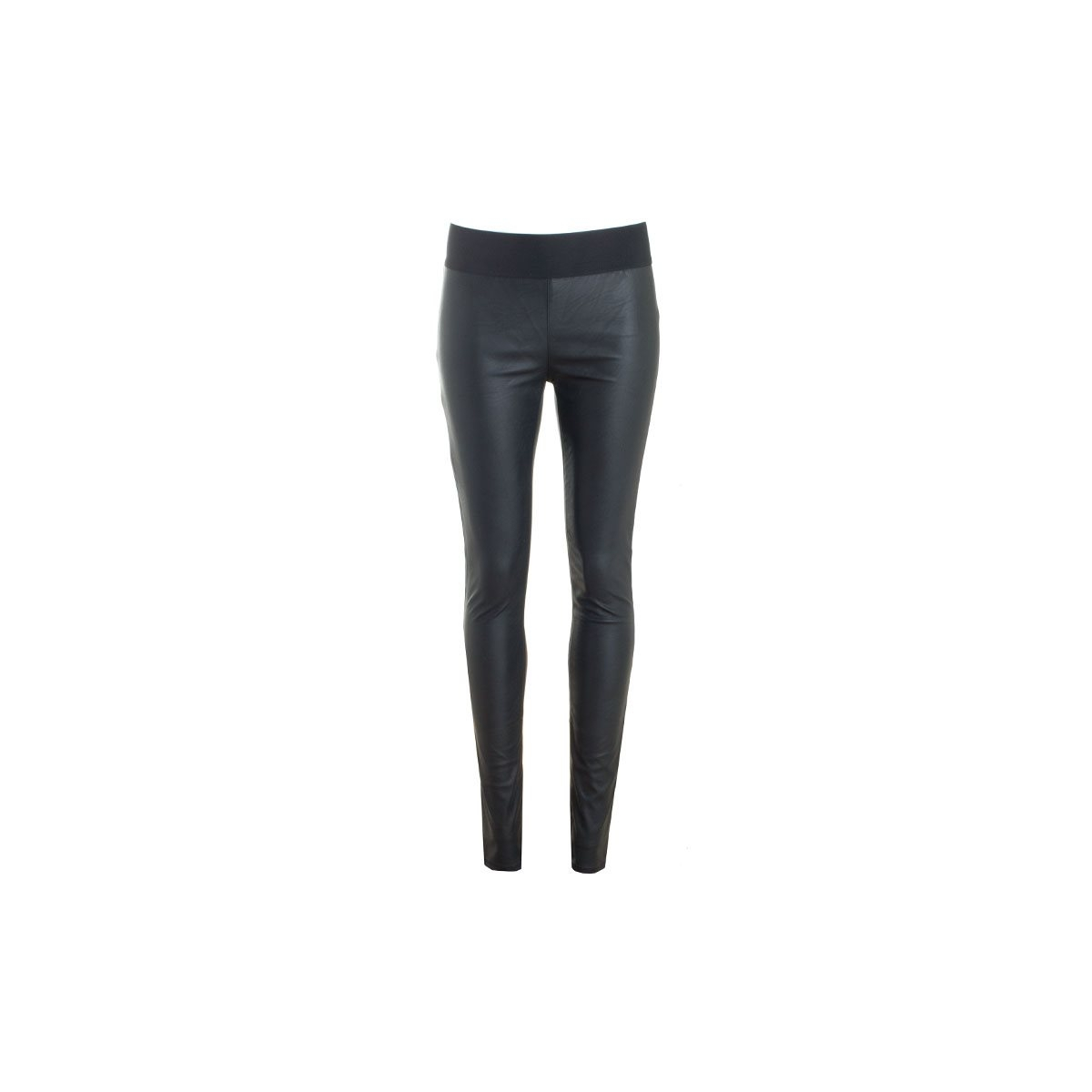 onlsimple jane pu legging 15094201 only legging black