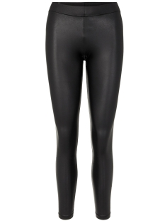 Pieces Legging New Shiny Leggings 17058457 black