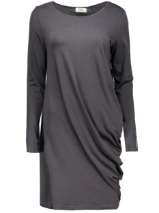 lucy lyocel osi femmes jurk dark grey