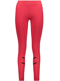 Zoso Legging FANNY TRAVEL PANT PIPING RED/BLACK
