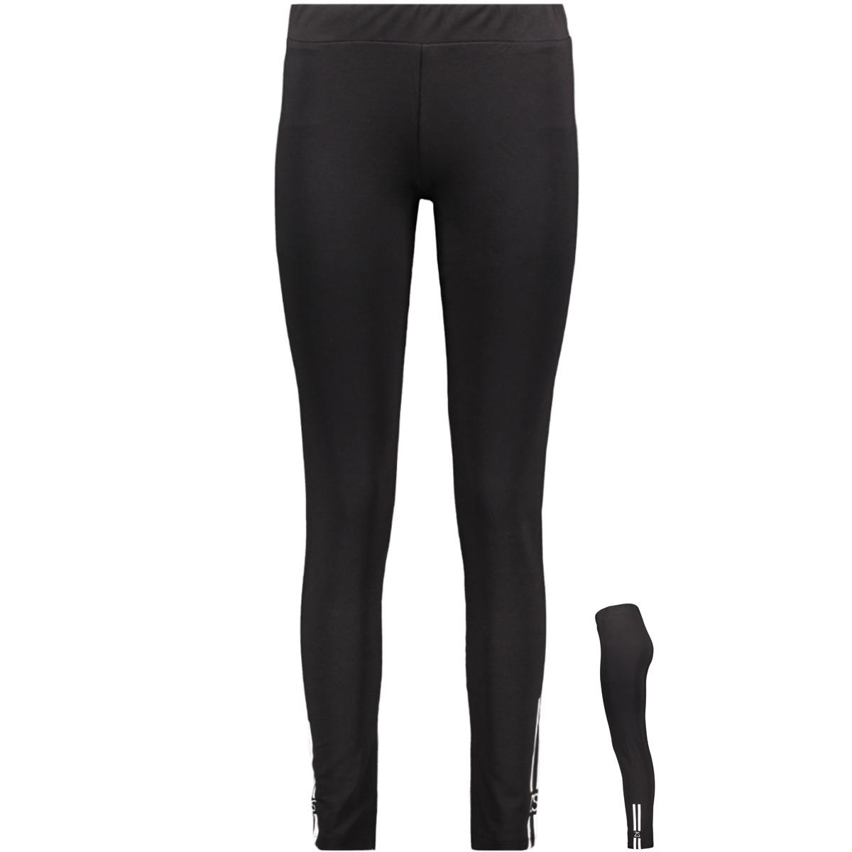 fame tight pant zoso legging black/off white
