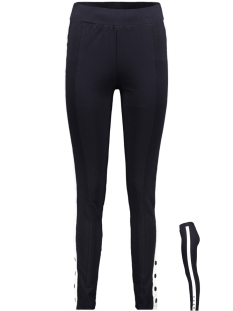 Zoso Legging LEGGING BUTTON HR1920 NAVY OFFWHITE