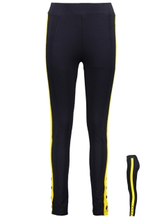 Zoso Legging LEGGING BUTTON HR1920 NAVY/YELLOW