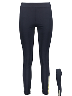 Zoso Legging TRAVEL TIGHT PANT HR1936 NAVY/YELLOW